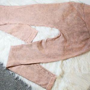 Pants - NWOT Nikibiki Pink Leggings